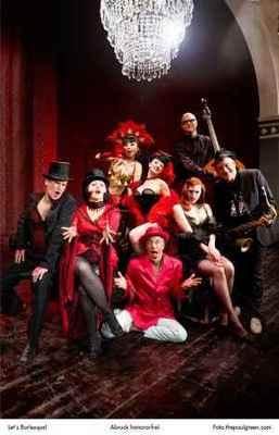 Bild: Let´s Burlesque! - DAS ORIGINAL - Die sinnlich-sündige Show-Sensation aus Berlin