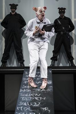 Bild: Rechtes Denken - Drama von Konstantin Küspert