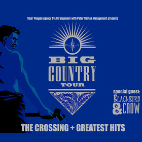 Bild: BIG COUNTRY - The Best Of Tour 2017