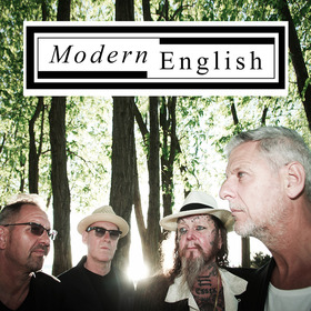 Bild: MODERN ENGLISH - Take me to the Trees Tour 2017