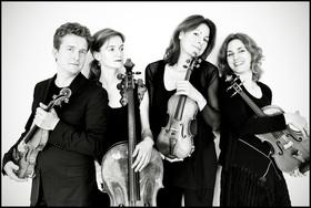 Bild: Tetzlaff Quartett - Solisten-Streichquartett