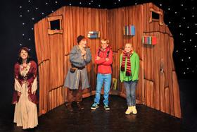 Bild: Das magische Baumhaus - Im Bann des Eiszauberers - mit dem Theater auf Tour