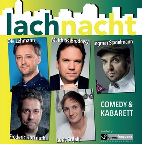 Bild: Dritte Neckarwestheimer Lachnacht