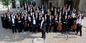 Bild: Weihnachtskonzert - Von Gänsen und Schwänen - Weihnachtskonzert der Elbland Philharmonie Sachsen