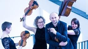 Bild: Daskwartett & Jan Bierther