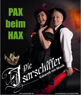 Bild: Die Isarschiffer - Pax beim Hax