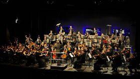 Bild: Großes Orchesterkonzert - International Regions Symphony Orchestra