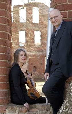 Bild: Was macht, dass ich so fröhlich bin - Heitere Melancholien für Violine und Orgel Neue Psalmen von Hans-Dieter Hüsch