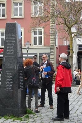 Bild: Spuren jüdischen Lebens in Konstanz - vom Mittelalter bis ins 20. Jahrhundert - Stadtführung in Konstanz