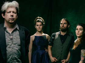 Bild: Big John Bates and his Noirchestra - Southern Gothic Exotic Rock'n'Roll Extravaganza