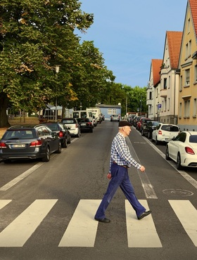 "Bild: Gerd Dudenhöffer spielt aus 30 Jahren Heinz-Becker-Programmen ""DEJA VU"""