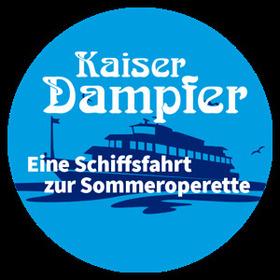 Bild: Mit dem Kaiserdampfer zum Rüdersdorfer Operettensommer