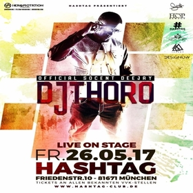 Bild: DJ Thoro - Live on Stage