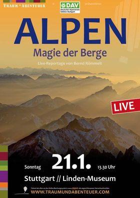 Bild: Sagenhafte Alpen - Magie der Berge