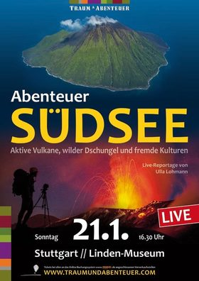Bild: Abenteuer Südsee - Aktive Vulkane, wilder Dschungel und fremde Kulturen