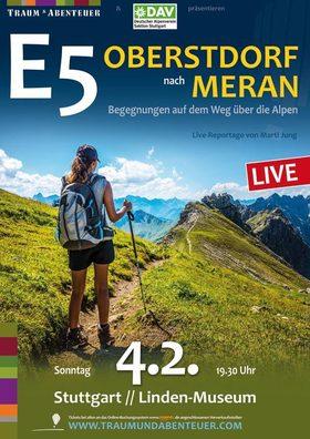 Bild: E5 Oberstdorf - Meran - Auf klassischer Route über die Alpen