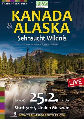 Bild: Kanada & Alaska - Sehnsucht Wildnis