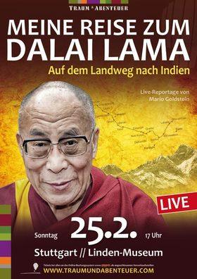 Bild: Meine Reise zum Dalai Lama - Auf dem Landweg nach Indien