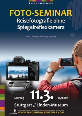 Bild: Fotoseminar Reisefotografie ohne Spiegelreflexkamera - Die Kameras der Zukunft