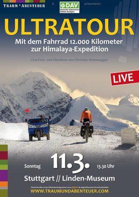 Bild: Ultratour - Mit dem Fahrrad zur Himalaya-Expedition