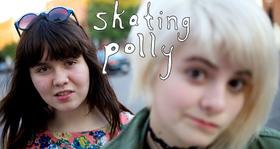 Bild: Skating Polly (USA) - Alternative Indie Post Punk Rock Band