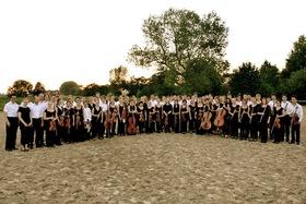 Bild: Junges Philharmonisches Orchester Niedersachsen - zu Gast in der Otterndorfer Reithalle
