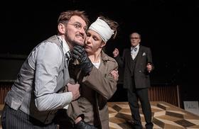 Bild: Das hündische Herz - nach der Erzählung von Michail Bulgakow, Bühnenfassung von Alexander Nitzberg