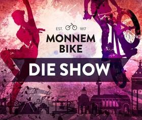 Bild: Monnem Bike - Die Show - Die Abschluss-Show zum Fahrradjubiläum