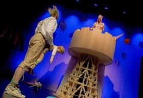 Bild: RAPUNZEL - MusikBühneMannheim in Kooperation mit dem BAAL novo Theater Eurodistrict