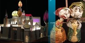 Bild: Ali Baba und die 40 Räuber - Märchen aus 1001 Nacht