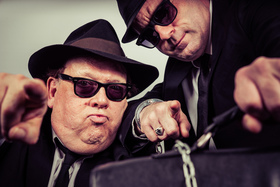 Bild: The Blue Onions - Original Blues Brothers Tribute Show