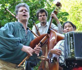 Bild: 18. Kultursommer - Konzert mit Lamiks Tura - Folkmusik von hier und anderswo