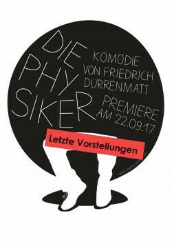 Bild: DIE PHYSIKER - Komödie von Friedrich Dürrenmatt