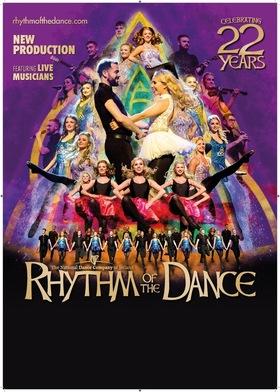 Bild: RHYTHM OF THE DANCE - LIVE 2022