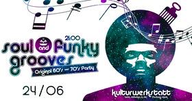 Bild: Soul & Funky Grooves - Original 60`s & 70´s Party