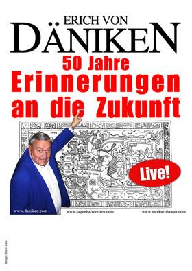 Bild: Erich von Däniken - War alles ganz anders?