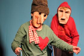 Bild: Ene mene mopel... - Ein gereimtes Maskenspiel für Kinder