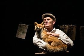 Bild: Die Geschichte vom Fuchs, der den Verstand verlor - von Martin Baltscheit