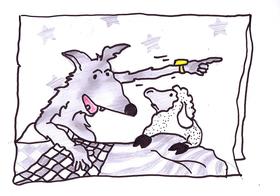 Bild: Ein Schaf fürs Leben - nach dem gleichnamigen Kinderbuch von Maritgen Matter