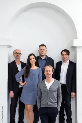 Bild: Keimzeit Akustik Quintett - Albertine