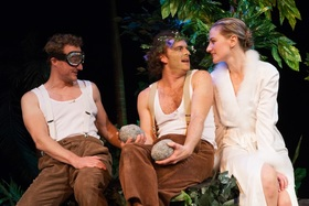 Bild: Hans im Glück - Schauspiel von Peter Ensikat