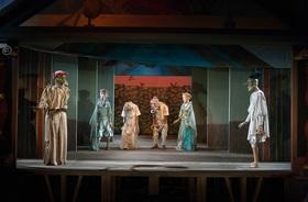 Bild: Philemon und Baucis - Marionettenoper von Joseph Haydn