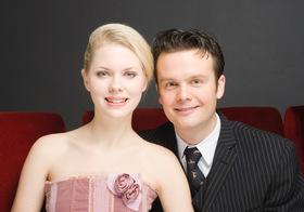 Bild: Zauber der Operette - mit Katrin Fuchs und Andreas Sauerzapf