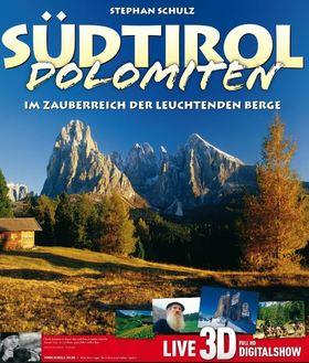 "Bild: Stephan Schulz - 3D-Dia-Vortrag ""Südtirol-Dolomiten"