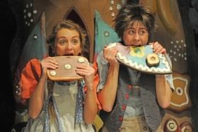 Bild: Hänsel und Gretel - Märchenoper von Engelbert Humperdinck