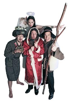LALELU - A Cappella Comedy - Weihnachten mit Lalelu