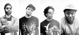 Bild: Bizarre Ride II The Pharcyde live - Support: Gossenboss mit Zett