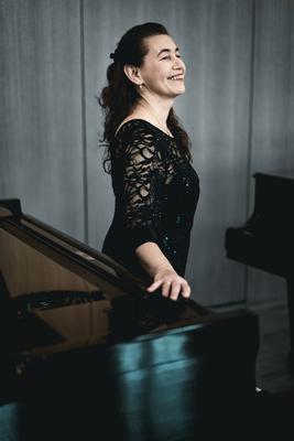 Bild: Russische Kammerphilharmonie St. Petersburg - Juri Gilbo (Dirigent) / Lilya Zilberstein (Klavier)