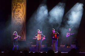 Bild: Celtic Rhythms of Ireland - Eine neue Irish Dance Show inszeniert von Startänzer Andrew Vickers
