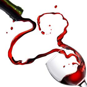 Bild: Wein-Degustation - kulinarsicher Genuß in fünf Gängen